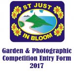St Just in Bloom Garden Competition